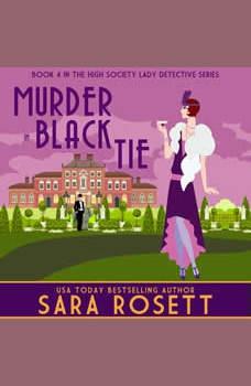 Murder in Black Tie, Sara Rosett