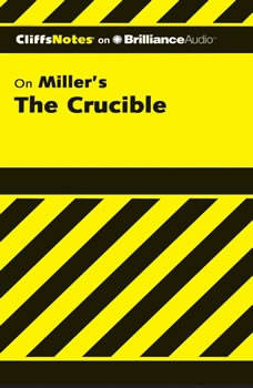 The Crucible, Jennifer L. Scheidt, M.A.