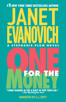 One for the Money International Edition, Janet Evanovich