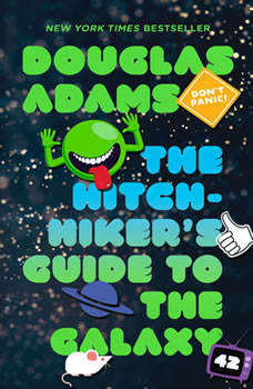 Douglas adams books hitchhikers guide galaxy