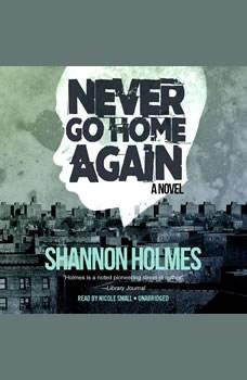 Never Go Home Again, Shannon Holmes