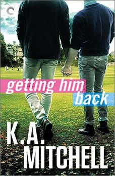 Ethan & Wyatt: Getting Him Back; Boyfriend Material; Relationship Status Getting Him Back; Boyfriend Material; Relationship Status, K.A. Mitchell