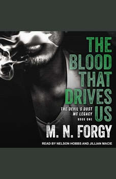 The Blood That Drives Us, M. N. Forgy