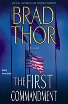 The First Commandment, Brad Thor