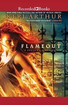 Flameout, Keri Arthur