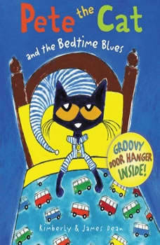 Pete the Cat and the Bedtime Blues, James Dean