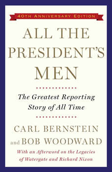 All the President's Men, Bob Woodward