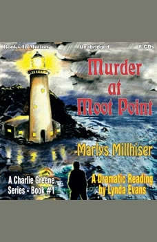 Murder At Moot Point: A Charlie Greene Mystery, Book 1, Marlys Millhiser