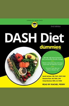 DASH Diet For Dummies: 2nd Edition, RDN Kleckner