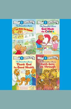 The Berenstain Bears I Can Read Collection 2: Level 1, Stan Berenstain