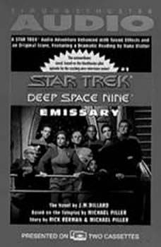 Star Trek Deep Space Nine: Emissary, J.M. Dillard