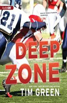 Deep Zone: A Football Genius Novel, Tim Green