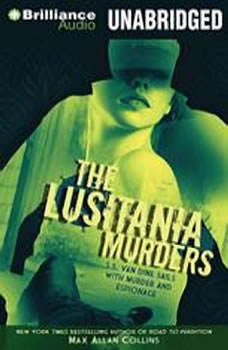 The Lusitania Murders, Max Allan Collins