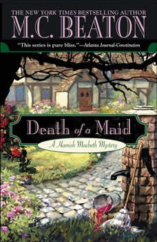 Death of a Maid, Beaton, M. C.