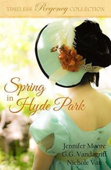 Spring in Hyde Park, Jennifer Moore