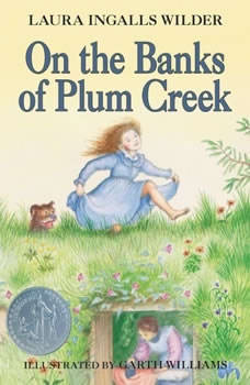 On the Banks of Plum Creek, Laura Ingalls Wilder