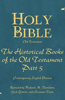 Holy Bible Historical Books-Part 5 Volume 10, Various
