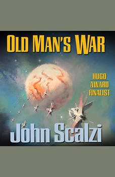 Old Man's War, John Scalzi