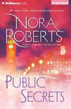 Public Secrets, Nora Roberts