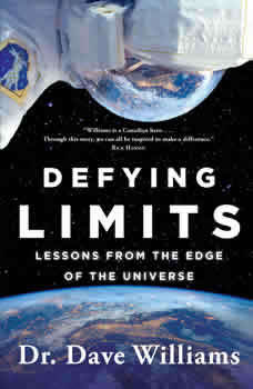 Defying Limits: Lessons from the Edge of the Universe, Dave Williams