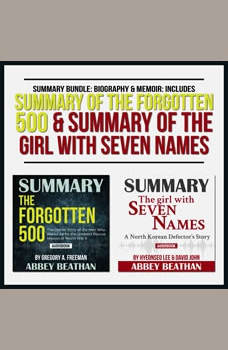 Summary Bundle: Biography & Memoir: Includes Summary of The Forgotten 500 & Summary of The Girl with Seven Names, Abbey Beathan