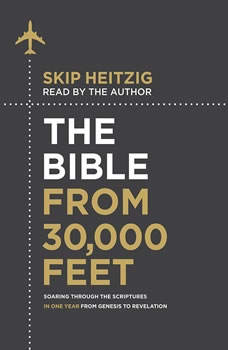 The Bible from 30,000 Feet: Soaring Through the Scriptures in One Year from Genesis to Revelation, Skip Heitzig