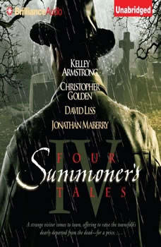 Four Summoner's Tales, Kelley Armstrong
