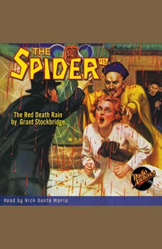 Spider #15 The Red Death Rain, The, Grant Stockbridge