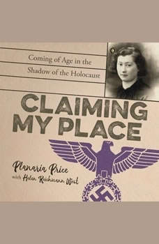 Claiming My Place: Coming of Age in the Shadow of the Holocaust, Planaria Price