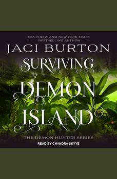 Surviving Demon Island, Jaci Burton