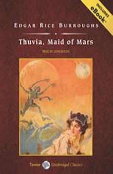 Thuvia, Maid of Mars, Edgar Rice Burroughs