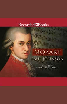 Mozart: A Life, Paul Johnson