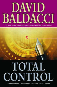 Total Control, David Baldacci