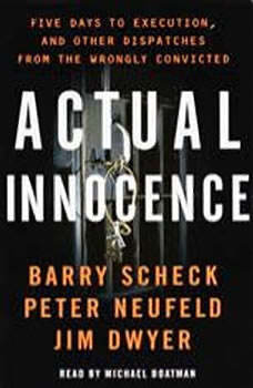 Actual Innocence, Barry Scheck