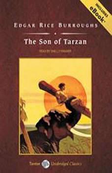 The Son of Tarzan, Edgar Rice Burroughs