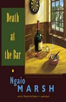 Death at the Bar, Ngaio Marsh