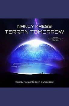 Terran Tomorrow: Book 3 of the Yesterday's Kin Trilogy, Nancy Kress