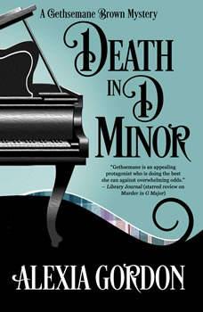 Death in D Minor, Alexia Gordon