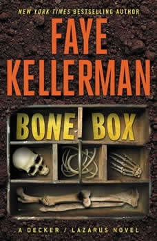 Bone Box: A Decker/Lazarus Novel, Faye Kellerman