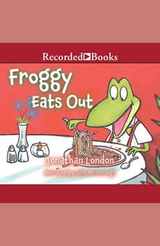 Froggy Eats Out, Jonathan London