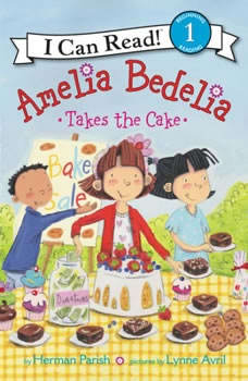 Amelia Bedelia Takes the Cake, Herman Parish