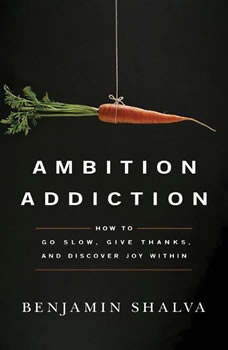 Ambition Addiction: How to Go Slow, Give Thanks, and Discover Joy Within, Benjamin Shalva