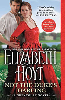 Not the Duke's Darling, Elizabeth Hoyt