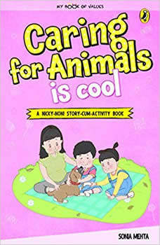 Caring for Animals is Cool, Sonia Mehta
