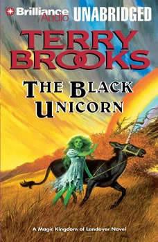 The Black Unicorn, Terry Brooks