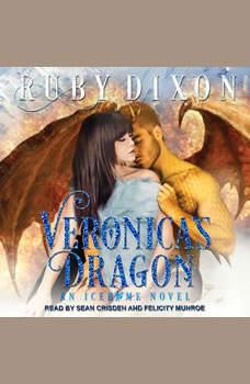 Veronica's Dragon: A SciFi Alien Romance, Ruby Dixon