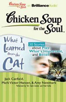 Chicken Soup for the Soul: What I Learned from the Cat - 30 Stories about Play, What's Important, and Belief, Jack Canfield