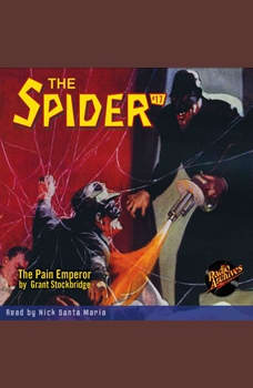 Spider #17 The Pain Emperor, The, Grant Stockbridge
