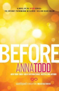 Before, Anna Todd