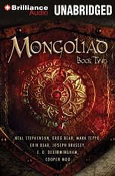 Mongoliad, The: Book Two, Neal Stephenson
